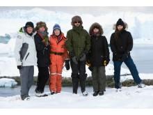 Cape Farewell i Arktis