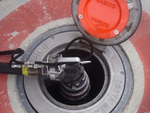 Cavotec Dabico in-ground pit system