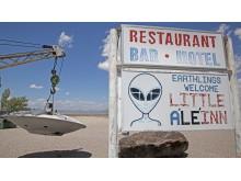 Extraterrestrial Highway Little A'LE'INN