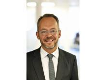 Fastighetschef Carl-Johan Hansson