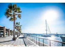Hi-res image - Karpaz Gate Marina - Karpaz Gate Marina promenade