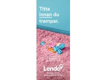 Titta innan du trampar, jämför innan du lånar med Lendo.
