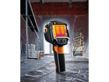 Värmekameran testo 869 – Byggbranschen