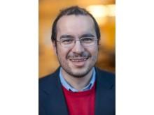 Dimos Dimarogonas, professor på avdelningen reglerteknik på KTH.