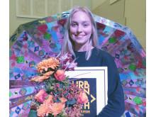 Vinnaren av URBAN NORTH-stipendiet Beatrice Olofsson