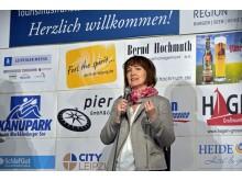 Hiskia Wiesner (LTM GmbH, Leiterin Kongresse und Tagungen)