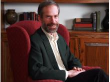Kevin Bishop, ny vicerektor på SLU med ansvar för fortlöpande miljöanalys