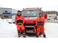 Nico och Christoffer Vägens hjältar
