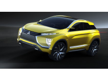 MS 2015 Concept eX - ny elektrisk kompakt SUV