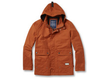 Sebago Dundee Jacket Orange