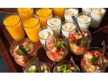 Marokkanisches Essen - Yoga Retreats mit NOSADE
