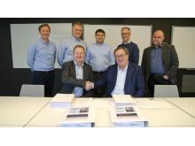 Fosen Vind har tildelt kontrakten for infrastruktur i Storheia vindpark til Veidekke Entreprenør AS. Vindparken blir den største i Norden når den står ferdig.