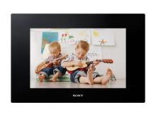 S-Frame DPF-D1020 von Sony_Schwarz_01