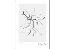 Storsäljande stadsprint - Paris