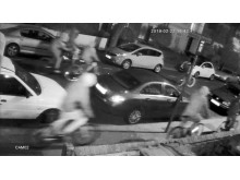 Suspect group in Sirdar Road