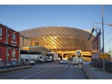 PLÅTPRISET 2013 har tilldelats White för Tele2 Arena.