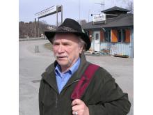 Sven Wejsfelt, porträttbild