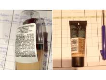 Kontroll av märkning