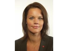 Vernica Palm, socialdemokraternas bostadspolitiske talesperson och ordförande i riksdagens civilutskott