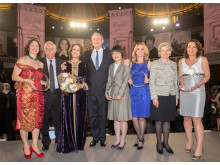 L'Oréal-UNESCO For Women in Science pristagere 2015