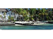20 Degres Sud på ön Mauritius i Indiska Oceanen