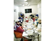 Löjromsberedning 2/Vendace roe preparation 2