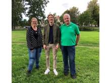 Arboga får en ny spontanidrottsplats
