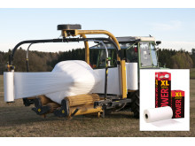Sträckfilm ensilageplast Power-XL