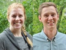 Nina Olsson och Carl-Henrik Ljung
