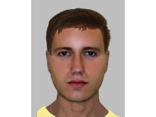 Efit of man police wish to identify