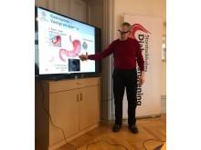 Lär dig mer om diabetes, Per Hellström