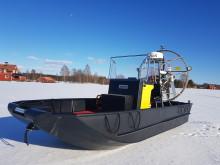 Sjöräddningssällskapets nya hydrokopter