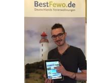 Relaunch der Website: BestFewo in neuem Look