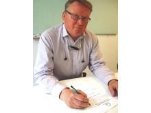 Ulf Ström; Auktorisation utvecklar golvföretagen