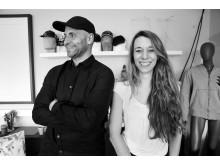 Samir Alj Fält och Alicia Donat-Magnin, Design Lab S