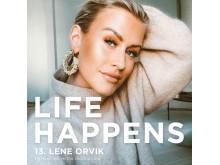 Bik Bok Podcast Life Happens - Lene Orvik