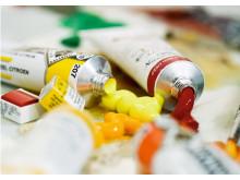 Kadmiumfärg - en liten mängd kan förgifta en hel badsjö