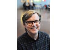 Porträtt på Jerker Belvert, AD på Guller Grupp