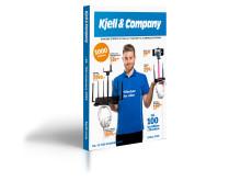 Kjell & Company-katalogen vår/sommer 2016