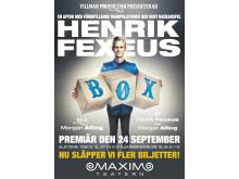 Henrik Fexeus BOX fler biljetter