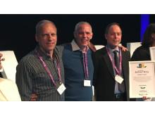 EasyPark vinner Sveparks årspris