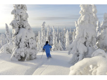Idre Fjäll snö