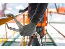 Skydda/arbeid i høyden/fallsikring