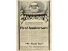 Jubileumsannons 1913