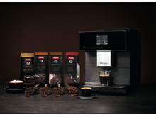 Miele Black Edition kaffe