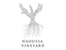 Naoussa vineyard logo