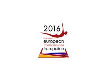 EM i trampolin 2016 logotyp
