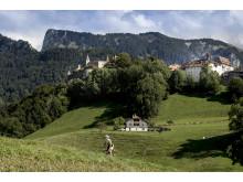Schloss Gyruère, Fribourg Region