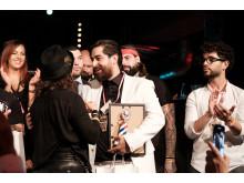 Amin Iranmanesh - Årets barberare 2017