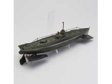 Märklin u-båt 1910/20-tal klubbad för 26 500 kr (32 513 kr inkl. avgifter)